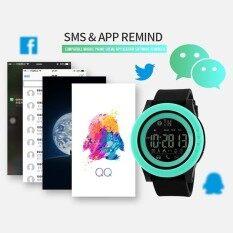 ส่วนลด นาฬิกาของผู้ชายคนผู้หญิงสมาร์ทสปอร์ตนาฬิกาบลูทูธแคลอรี่ Pedometer แฟชั่นนาฬิกา Apple Ios Android ผู้ชายดิจิตอล Smartwatch1255 นานาชาติ Skmei จีน
