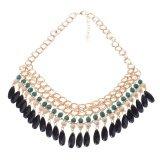 ซื้อ Pendant Chain Necklace Multicolor ถูก ใน จีน