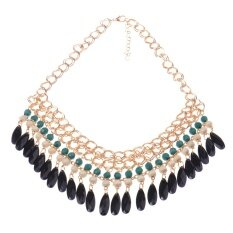 Pendant Chain Necklace Multicolor ใหม่ล่าสุด
