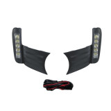 ทบทวน ที่สุด Pentair ไฟ Daylight Led Drl Daytime Running Light Honda Jazz Sv ตัว Top 2011 2013