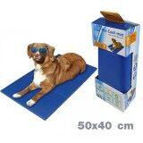 ส่วนลด Pet Cool Mat แผ่นเจลเย็น ที่นอนเย็น เบาะนอนเย็น สำหรับสุนัขและแมว Size M ขนาด 40X50 ซม Telecorsa กรุงเทพมหานคร