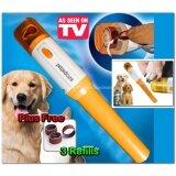 ราคา ที่ตัดเล็บหมา ตัดเล็บแมว ตะไบเล็บหมา ตะไบเล็บแมว รุ่นPet Pedicure Sa 2103ป้องกันการบาดเจ็บขณะตัดเล็บของสัตว์เลี้ยงคุณ ใช้งานง่าย สะดวก ปลอดภัย ที่ตัดเล็บสุนัข กรอเล็บ ตะไบเล็บสุนัข Generic เป็นต้นฉบับ