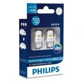ขาย ซื้อ Philips T10 X Treme Ultinon Led 4000K