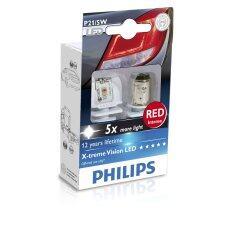 Philips X Treme Vision 1157 Red P21 5W เป็นต้นฉบับ