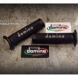 ทบทวน ปลอกแฮนด์ Domino Made In Italyของแท้จากโรงงาน สีเทา Domino