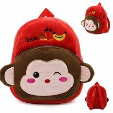 ขาย ซื้อ Poonpoon 3 ขวบ กระเป๋าเป้เด็ก ลายลิง ใน กรุงเทพมหานคร