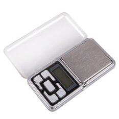 Portable 200g X 0.01g Mini Digital Scale Jewelry Pocket Balance Weight Gram.