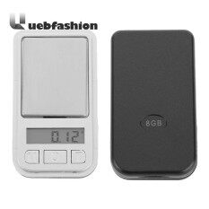 Portable Mini Electronic Digital Scales Kitchen Jewelry Weight Scale - Intl.
