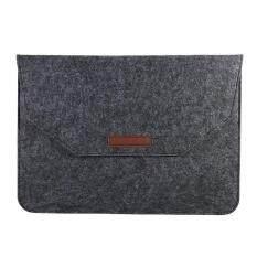 ขาย Portable Soft Laptop Sleeve Cover Anti Scratch Bag For 11Inch Dark Grey Intl จีน