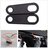 ราคา Possbay Universal Motorcycle Motorbike Rear Turn Signal Relocation Brackets Holder Black Intl Possbay ใหม่