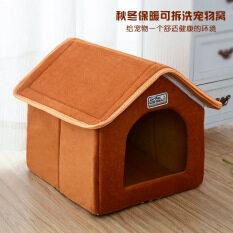 ซื้อ เท็ดดี้ปิดท้ายแมววิลล่าบ้านแมวครอก ออนไลน์ Thailand