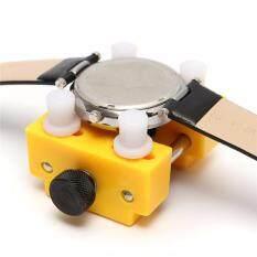 ขาย เครื่องมือซ่อมนาฬิกา อุปกรณ์พลาสติกยึดจับตัวเรือนนาฬิกาสำหรับเปิดฝาหลังหรือถอดสายนาฬิกา ออนไลน์
