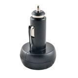 ราคา G2G โวลล์มิเตอร์วัดแรงดันไฟฟ้าแบตเตอรี่รถยนต์ วัดอุณหภูมิ และชาร์จไฟมือถือ จากที่จุดบุหรี่ จำนวน 1 ชิ้น ใหม่