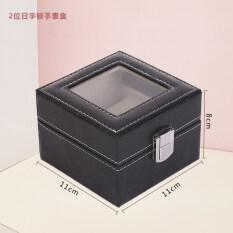 ขาย ซื้อ กล่องกล่องเครื่องประดับหนังมัลติฟังก์ชั่แสดง