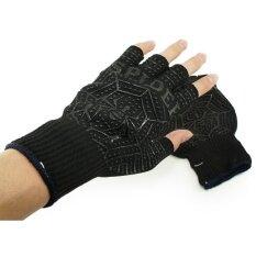 ขาย ซื้อ ถุงมือ สไปเดอร์แมนผ้า สีดำ ไทย