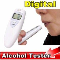 ราคา โปรตอนรับ Summer แถมฟรีถ่าย 2 ก่อนพร้อมใช้ เครื่องวัดแอลกอฮอล์ เครื่องเป่าแอลกอฮอล์แบบพกพา Alcohol Tester ใหม่