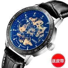 ส่วนลด แนวโน้มชายกันน้ำนักเรียนนาฬิกากลวงนาฬิกาจักรกล ฮ่องกง