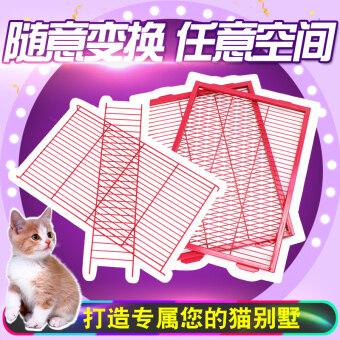 แมวกรงบันไดแพลตฟอร์มแมวกรงช่อง