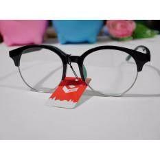 ราคา ราคาถูกที่สุด แว่นตากรองแสงคอมพิวเตอร์พีซี ครึ่งกรอบกลม
