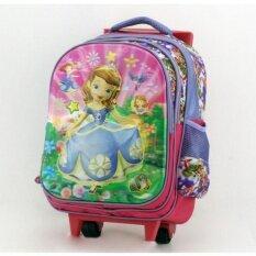 ขาย ซื้อ กระเป๋าล้อลาก กระเป๋านักเรียน กระเป๋าล้อลากเด็ก ลายการ์ตูน ใน กรุงเทพมหานคร