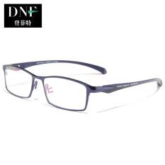 ส่วนลด Dnforget แว่นตาสำหรับผู้ชายกรอบแว่นไทเทเนี่ยม
