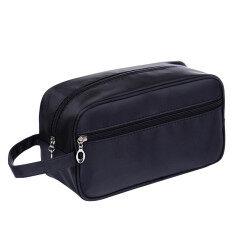 ขาย ซื้อ ความใหญ่แบบพกพากระเป๋ากันน้ำล้างแชมพูท่องเที่ยวพร้อมห้องน้ำโกนหนวดแต่งหน้ากระเป๋ากระเป๋าน้ำเงิน