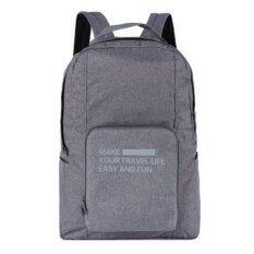 ส่วนลด กระเป๋าเป้เดินทางพับได้ กระเป๋าเป้เดินทางพกพา