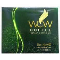 ขาย เพียวพลัส ว้าว คอฟฟี่ กาแฟเพื่อสุขภาพ บาย อาตุ่ย กาแฟว้าว Wow Coffee By Rtui 1 กล่อง 30 ซอง Pureplus ใน Thailand