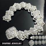 ราคา Inspire Jewelry เข็มขัดเทียมเงิน ตอกลายนูนต่ำ สวยหรู สง่างาม พร้อมถุงซิบใสขุ่นไว้เก็บ เหมาะกับชุดไทย ผ้าฝ้าย การะเกตุ บุพเพสันนิวาสT ใน กรุงเทพมหานคร