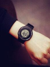 ราคา นาฬิกาดิจิตอลสไตล์แฟชั่นเกาหลีใส่ได้ทั้งชายและหญิง กันน้ำ เป็นต้นฉบับ