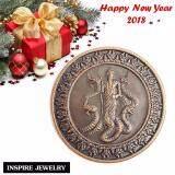 ซื้อ Inspire Jewelry ของขวัญปีใหม่2018 เหรียญคำชะโนด เหรียญปู่ศรีสุทโธนาคราช เนื้อทองแดงเก่าสวย ผ่านพิธีปลุกเสก เครื่องราง วัตถุมงคล เสริมดวง เรียกทรัพย์ รับโชค ความเจริญรุ่งเรือง ของมีจำนวนจำกัด Inspire Jewelry ถูก