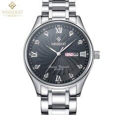 ซื้อ เวซิแด็งชายตารางผู้ชายปรับนาฬิกาแฟชั่นนักเรียน Wishdoit ออนไลน์