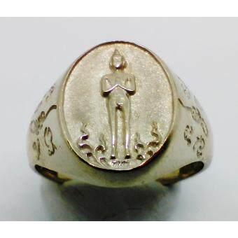 แหวนไอ้ไข่เด็กวัดเจดีย์ สุดยอดเครื่องรางมหาอำนาจ เมตตา มหานิยม มหาเสน่ห์ มั่งคั่งร่ำรวย โชคลาภค้าขาย