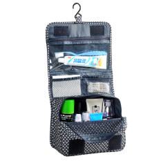 ซื้อ ผลิตภัณฑ์การพิมพ์กระเป๋า Portabletravel กระเป๋าใส่เครื่องสำอางค์สำหรับสาวผู้หญิง ถูก ใน จีน