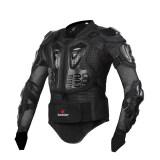 การป้องกันร่างกายอาชีพแข่งรถจักรยานยนต์ Motorcross เกราะป้องกันร่างกายเต็มหน้าอกเสื้อแจ็กเก็ตสันหลัง M Xxxl จีน
