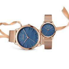 ซื้อ Promotion นาฬิกาคู่รัก Julius แบรนด์จูเลียส นาฬิกา รุ่น Ja 982 แพ๊คคู่ 2 เรือนสุดคุ้ม