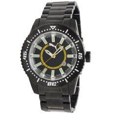 ส่วนลด Puma นาฬิกาข้อมือผู้ชาย รุ่น Pu102031003 Black