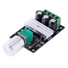 ส่วนลด สินค้า Pwm Dc 6 V 12โวลต์ 24โวลต์ 28โวลต์ 3 Ampsnสร้างสวิตช์ควบคุมความเร็วมอเตอร์ควบคุม 1203Bk