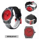 ราคา Q Q Watch Multicolored Resin Case Cloth Strap Unisex Rp00J014Y ใหม่ ถูก