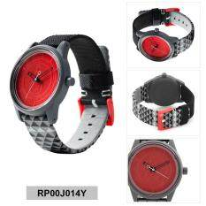 ราคา Q Q Watch Multicolored Resin Case Cloth Strap Unisex Rp00J014Y ถูก
