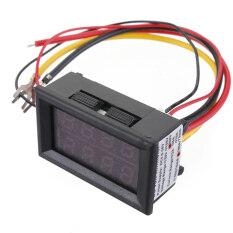 ราคา Qiaosha 200 โวลต์ 100A ดิจิตอลมิเตอร์วัดกระแสไฟฟ้าแอมป์มิเตอร์นำแอมป์โวลต์ด้วย Unbranded Generic จีน