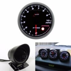 ขาย Racetech เกจวัด เกจ์วัดรอบ รอบเครื่องยนต์ รถยนต์ มอเตอร์ไซค์ มอเตอร์ไซค์ บิ๊กไบค์ Rpm 60 Mm ถูก