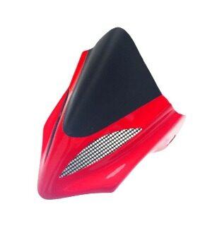 Racingzard ชุดแต่ง ชิลด์หน้า MSX 125 รุ่น RZS03 (สีแดง/ดำด้าน)