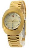 ราคา Rado Diastar Automatic นาฬิกาข้อมือสุภาพบุรุษ 11 ไพลินน้ำเงิน สายทอง รุ่น R12413313 หน้าทอง พะเยา