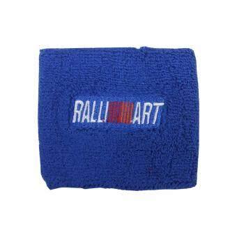 หุ้มกระปุกน้ำมัน Ralliart น้ำเงิน