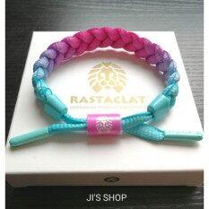 ขาย Rastaclat Life สร้อยข้อมือสิงโต กำไลข้อมือ ราสตาแคลท สร้อยข้อมือเชือกรองเท้า คุณภาพสูง Rastaclat ผู้ค้าส่ง