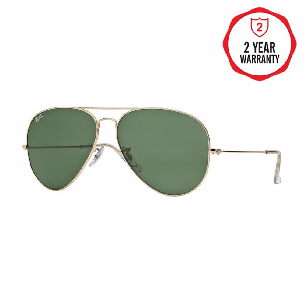 Ray-Ban Aviator large metal II - RB3026 L2821 - size 62
