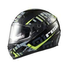หมวกกันน็อค เรียล Real Helmet Cyber Revenge สี รุ่น ดำ เทาT ถูก