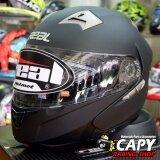 ส่วนลด Real Helmet หมวกกันน็อค Real Cosmo R สี ดำด้าน Big Bike And Motorcycle Helmet Real Helmet กรุงเทพมหานคร