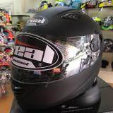 ราคา Real หมวกกันน็อก หมวกกันน็อค หมวกกันน๊อก หมวกกันน๊อค Real Bravo Matt Black สีดำด้าน Big Bike And Motorcycle Helmet Real Helmet เป็นต้นฉบับ
